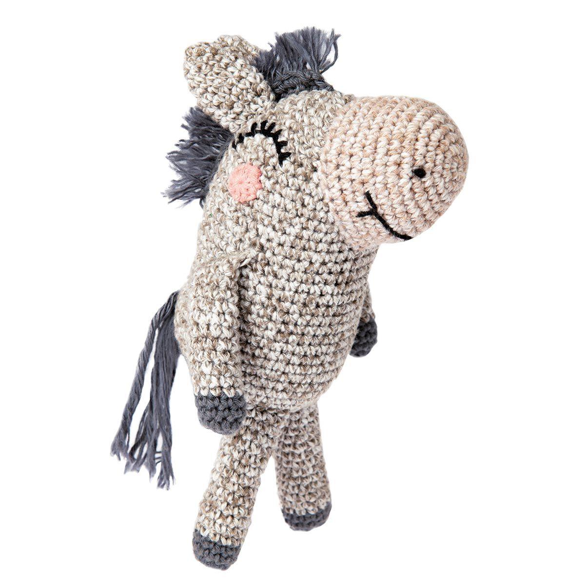 Kit crochet amigurumi - Âne