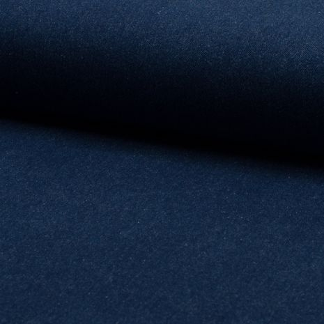 Tissu jeans classique - Bleu denim