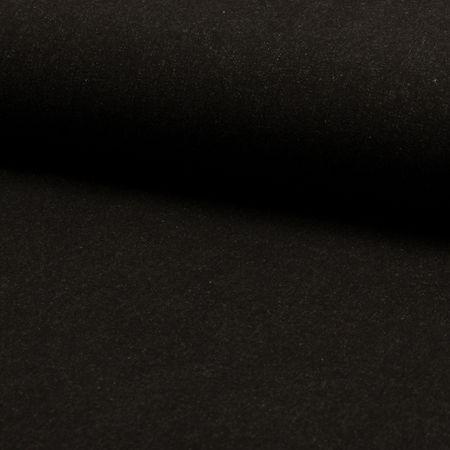 Tissu jeans stretch Denim - Noir