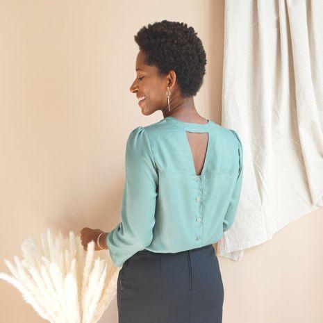 Patron de blouse et robe Tiga - Les Lubies de Cadia