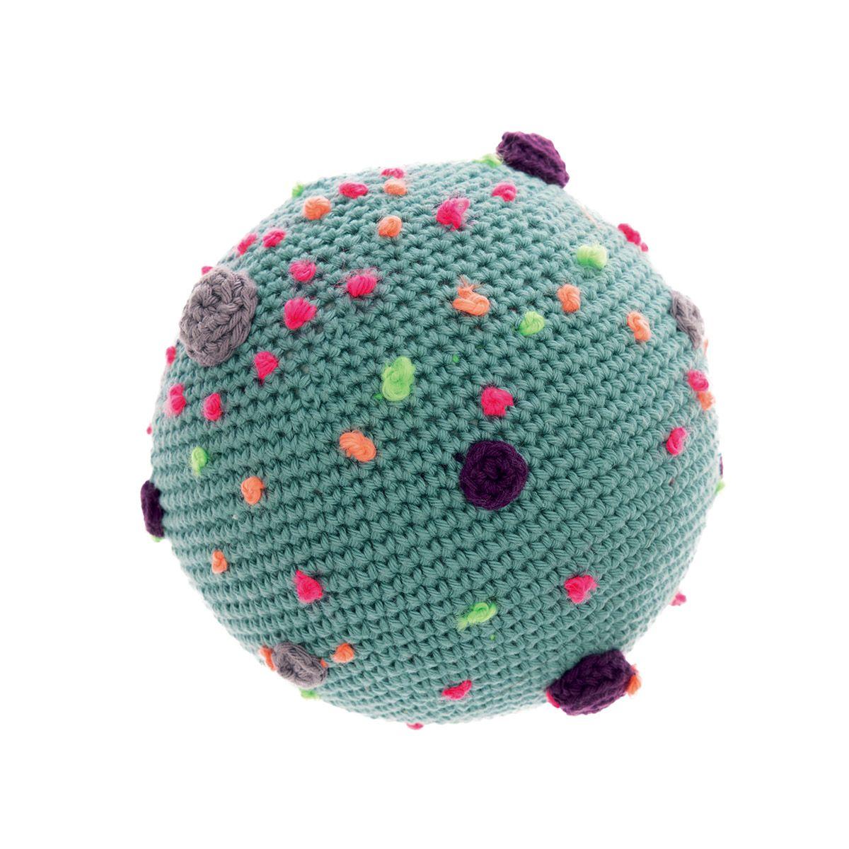 Kit crochet amigurumi - Planète néon