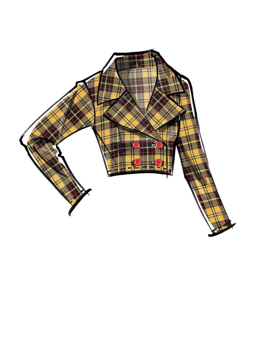 Patron de déguisement - McCall's 8130