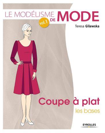 Livre le modélisme de mode - Volume 1