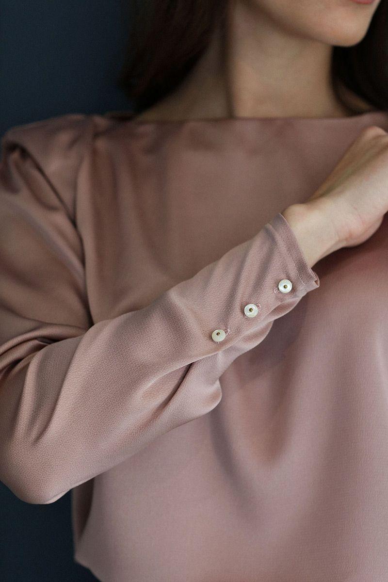 Patron de blouse Kim - Clématisse Pattern