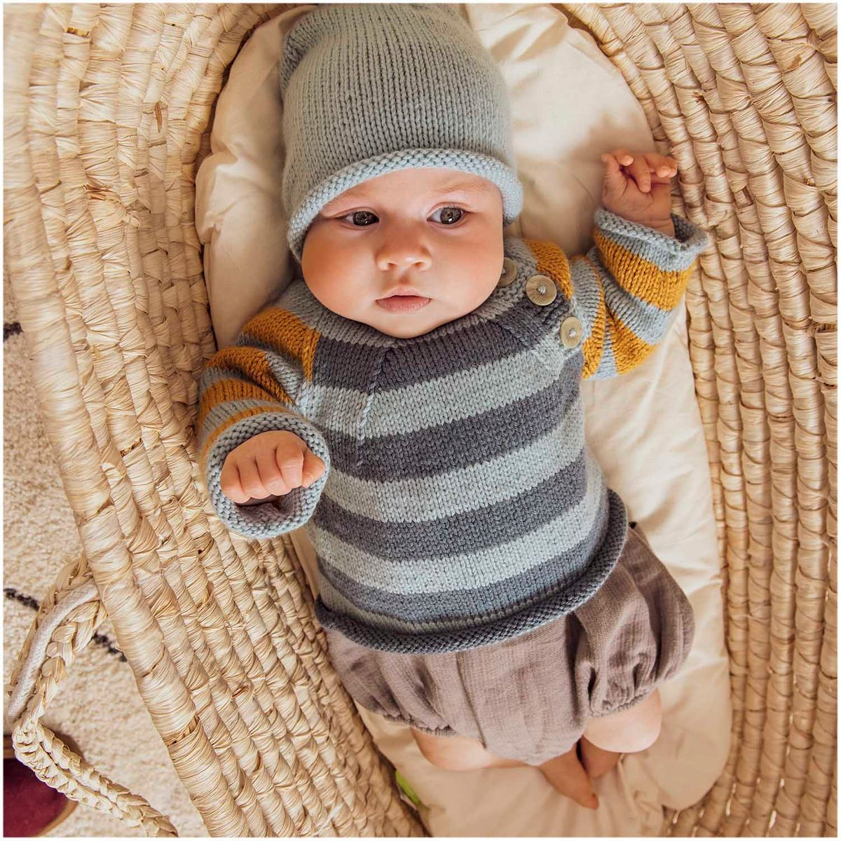 Laine Rico Baby Dream dk Uni