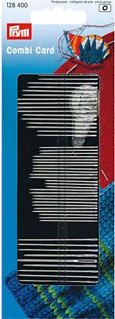 Assortiment de 50 aiguilles à coudre, à repriser et à tapisser