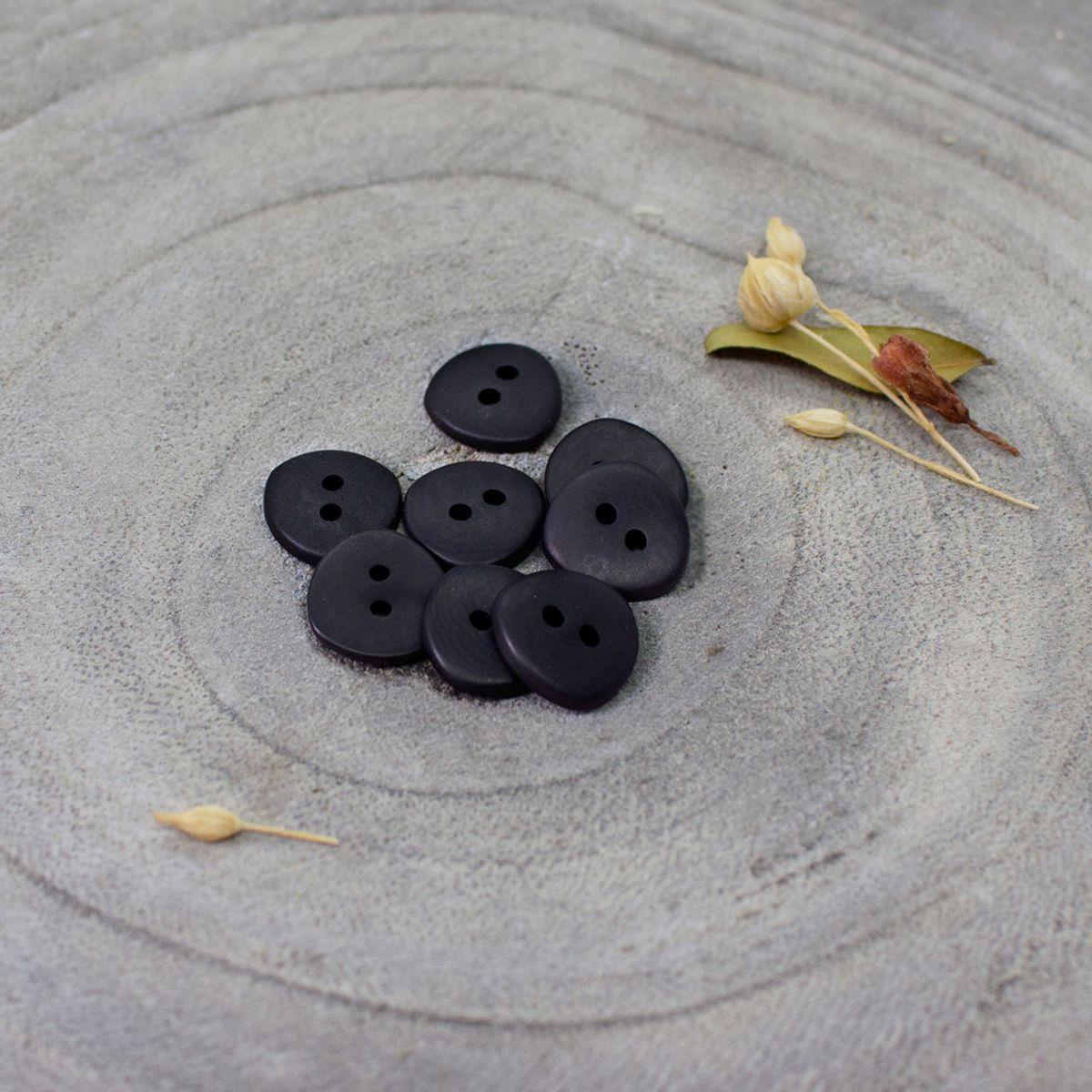 Bouton Corozo Jaipur - Black
