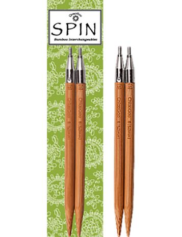 Pointes d´aiguilles bambou 10 cm Spin ChiaoGoo