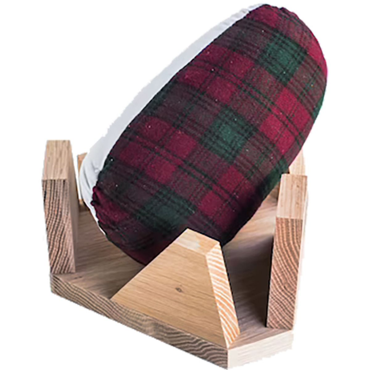 Support en bois pour coussin de repassage