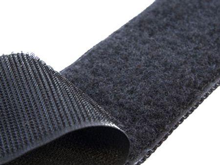 VELCRO® Brand à coudre noir 20 mm de large au mètre