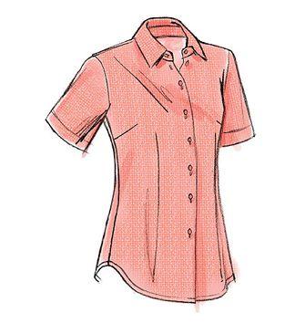 Patron de robes - McCall´s 7281