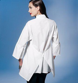 Patron de boléro, veste, gilet et manteau - McCall's 7257