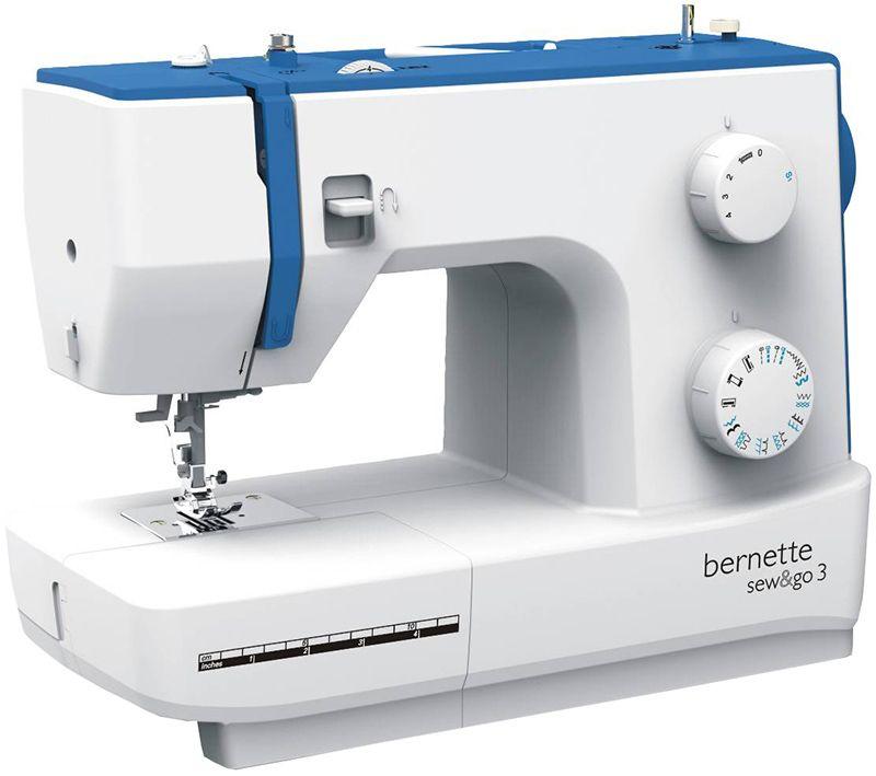 Machine coudre bernina bernette sew and go 3 rascol for Machine a coudre 820 atf