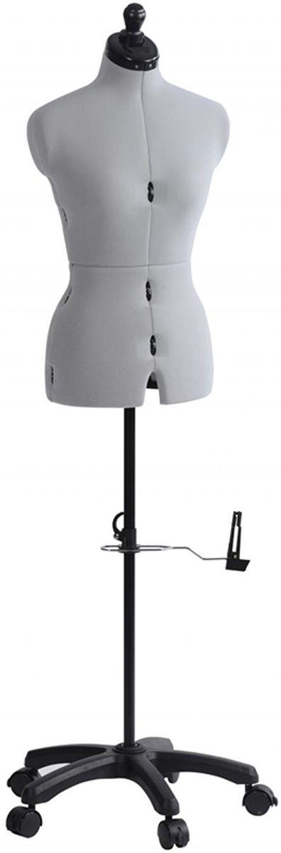 Mannequin de couture Céline sur roulettes taille 48 / 54