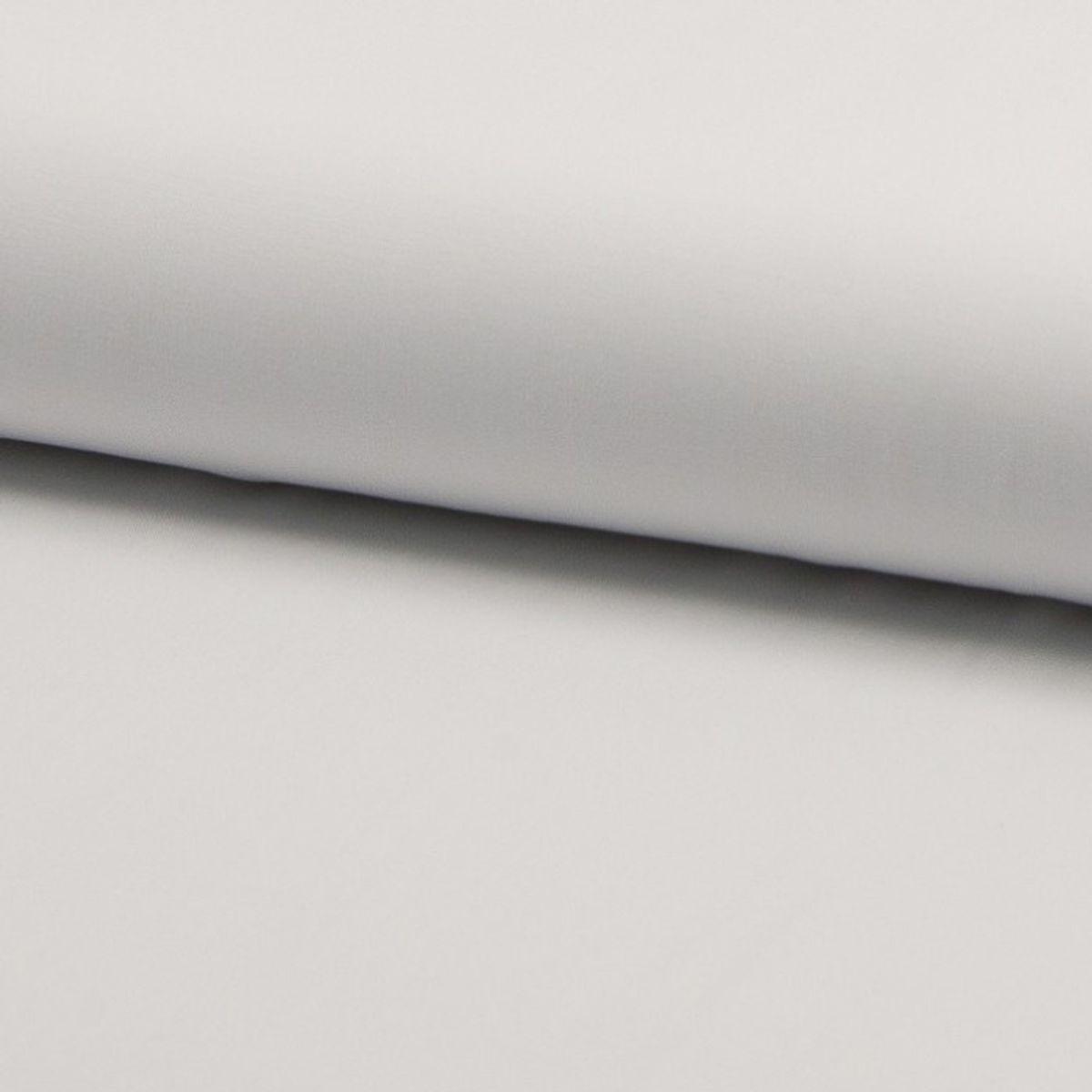 Tissu viscose légère - Blanc