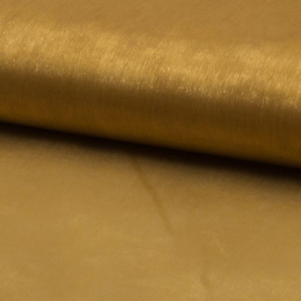 Tissu organza - Or
