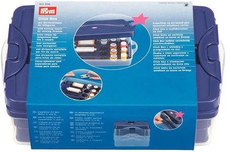 Boite rangement Click box Spécial Fils