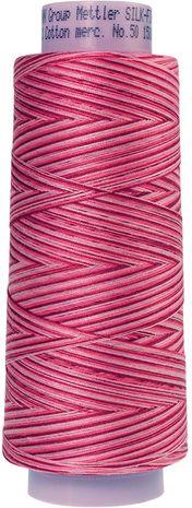 Cône de fil Mettler Silk Finish Cotton Multi 50