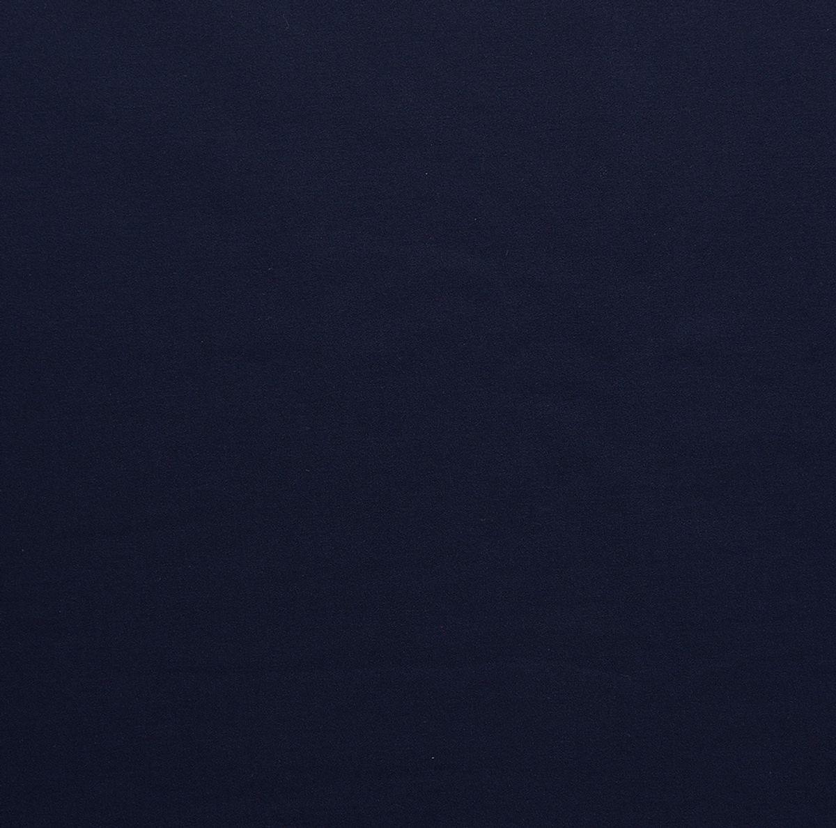 Tissu crêpe viscose - Bleu marine