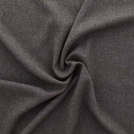 Tissu toile de tweed - Taupe