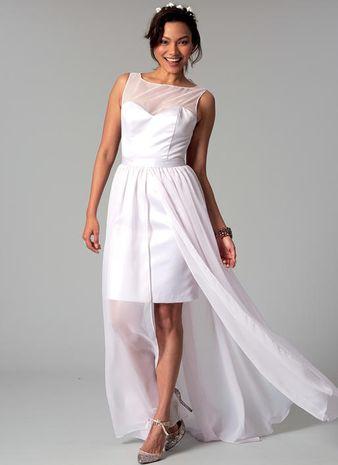 Patron de robes - McCall's 7507