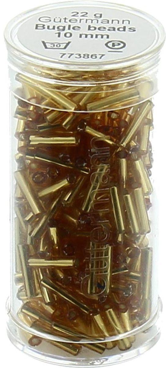 Perles tubes 10 mm Gütermann