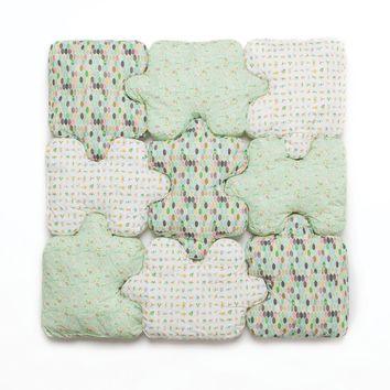 Patron de tapis puzzle - Katia Fabrics BA5