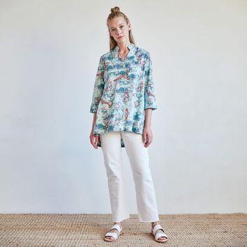 Patron de tunique japonaise - Katia Fabrics W2