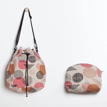 Patron de sac à main bonbonnière et trousse de toilette - Katia Fabrics A3