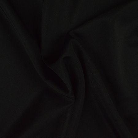 Tissu lycra maillot de bain - Noir