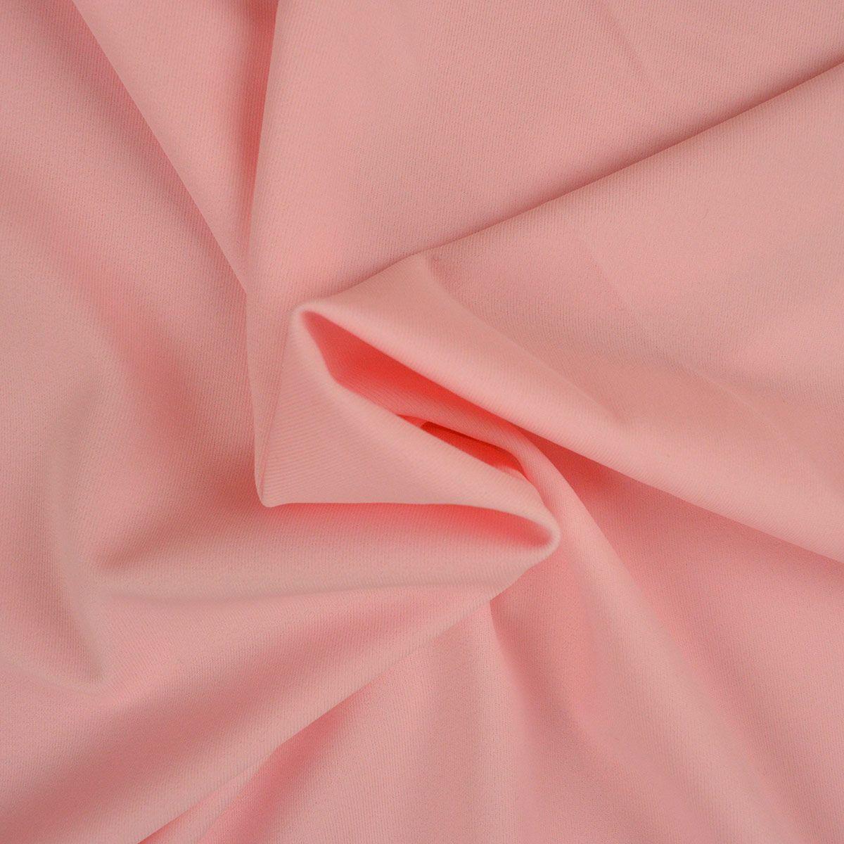 Tissu lycra maillot de bain - Rose clair