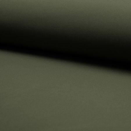 Tissu softshell - Kaki