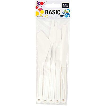 Set de spatules en plastique