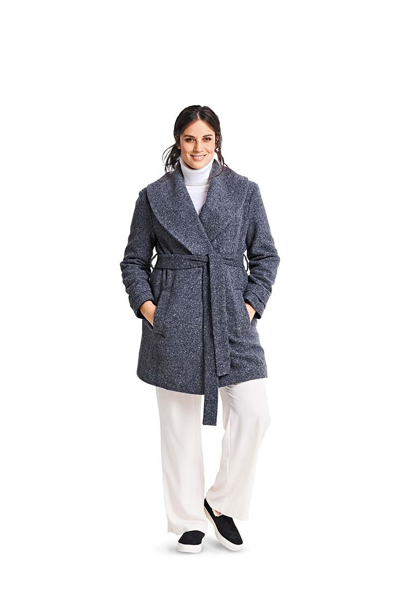 Patron de manteau - Burda 6394