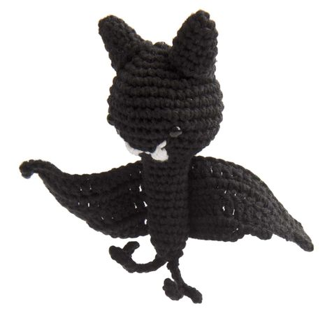 Kit crochet amigurumi - Chauve-souris