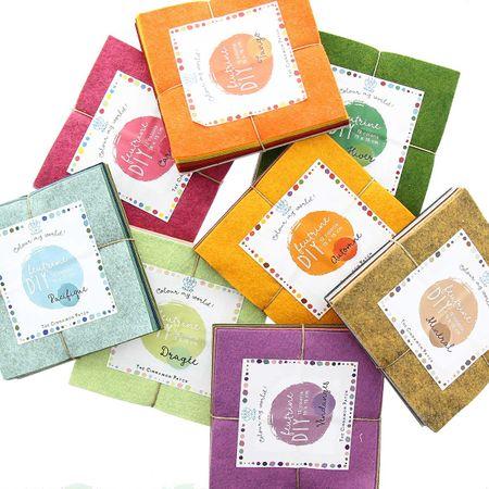 Assortiment feutrines Cinnamon Patch 15 x 15