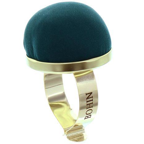 Bracelet porte épingles Bohin - Vert sapin