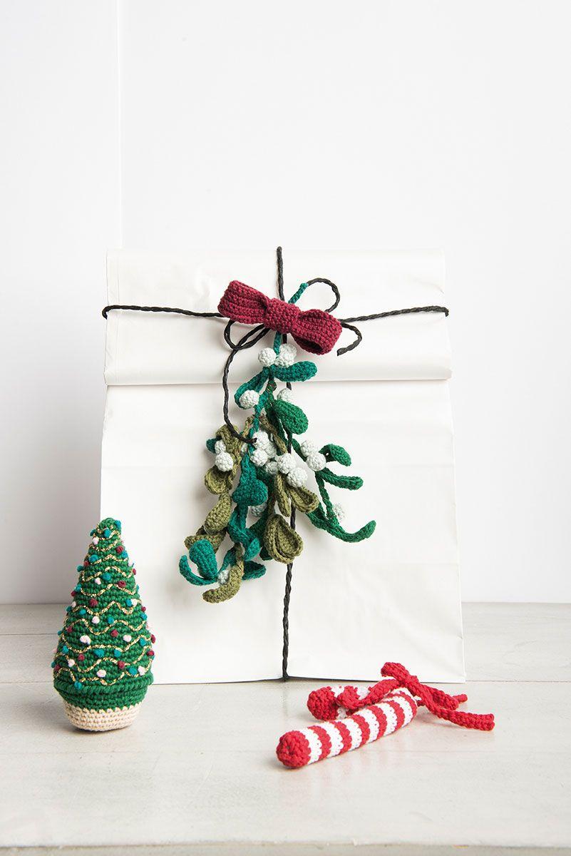 Kit crochet amigurumi - Sapin de Noël