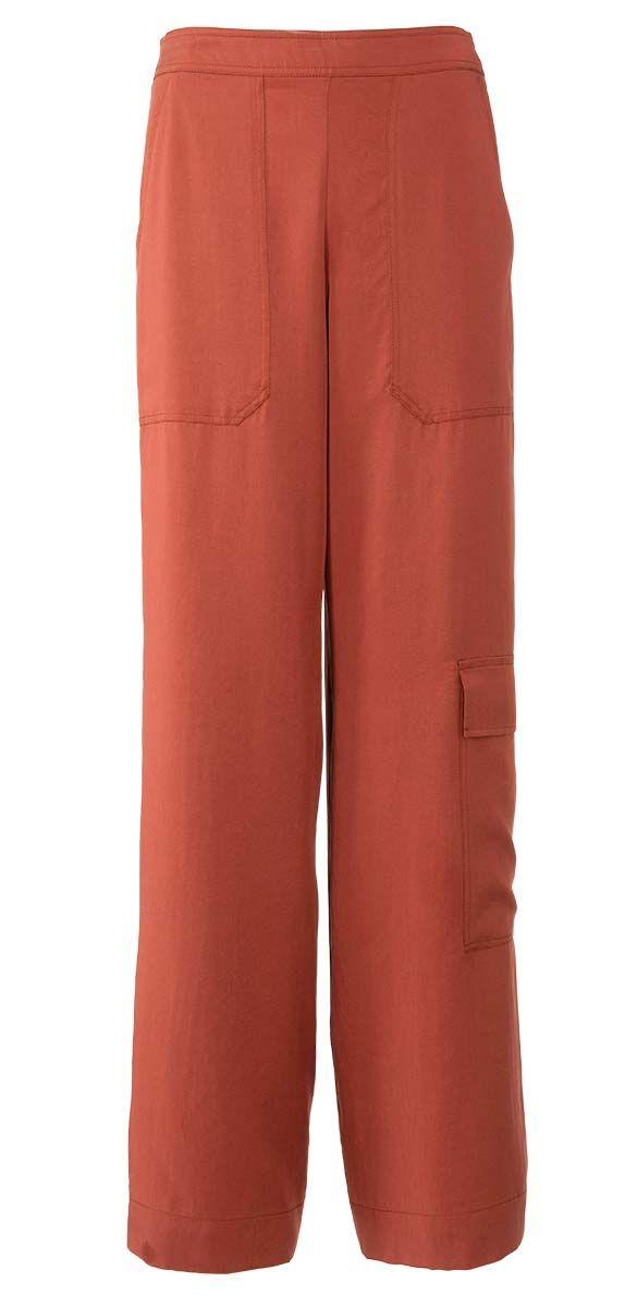Patron de pantalon ample - Burda 6250