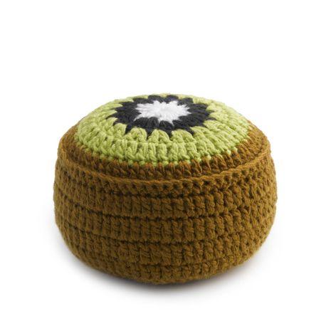 Poids à maintenir avec pelote mousse - Kiwi